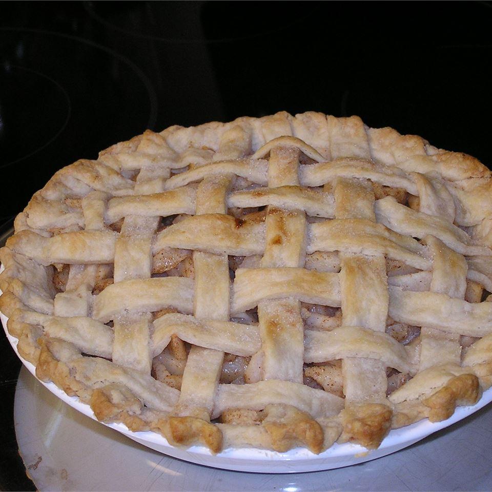 Fresh Pear Pie