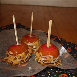 Caramel Apples Anonymous