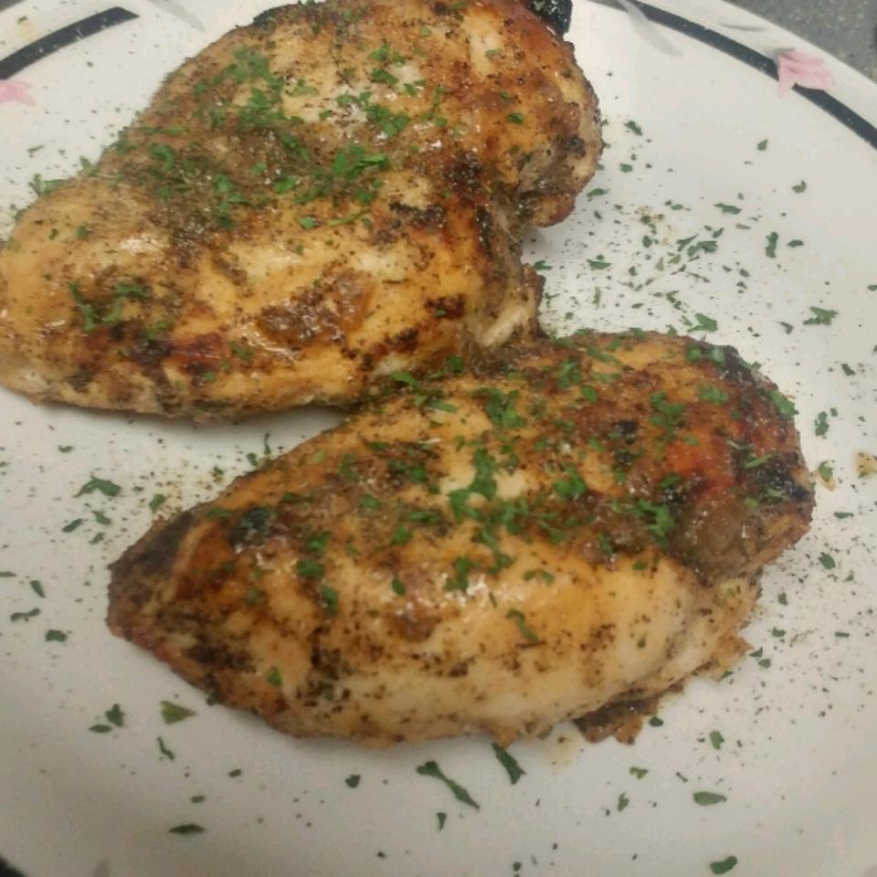 Gina's Lemon Pepper Chicken