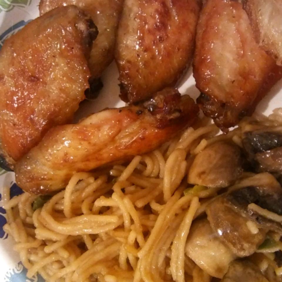 Teriyaki Chicken Wings