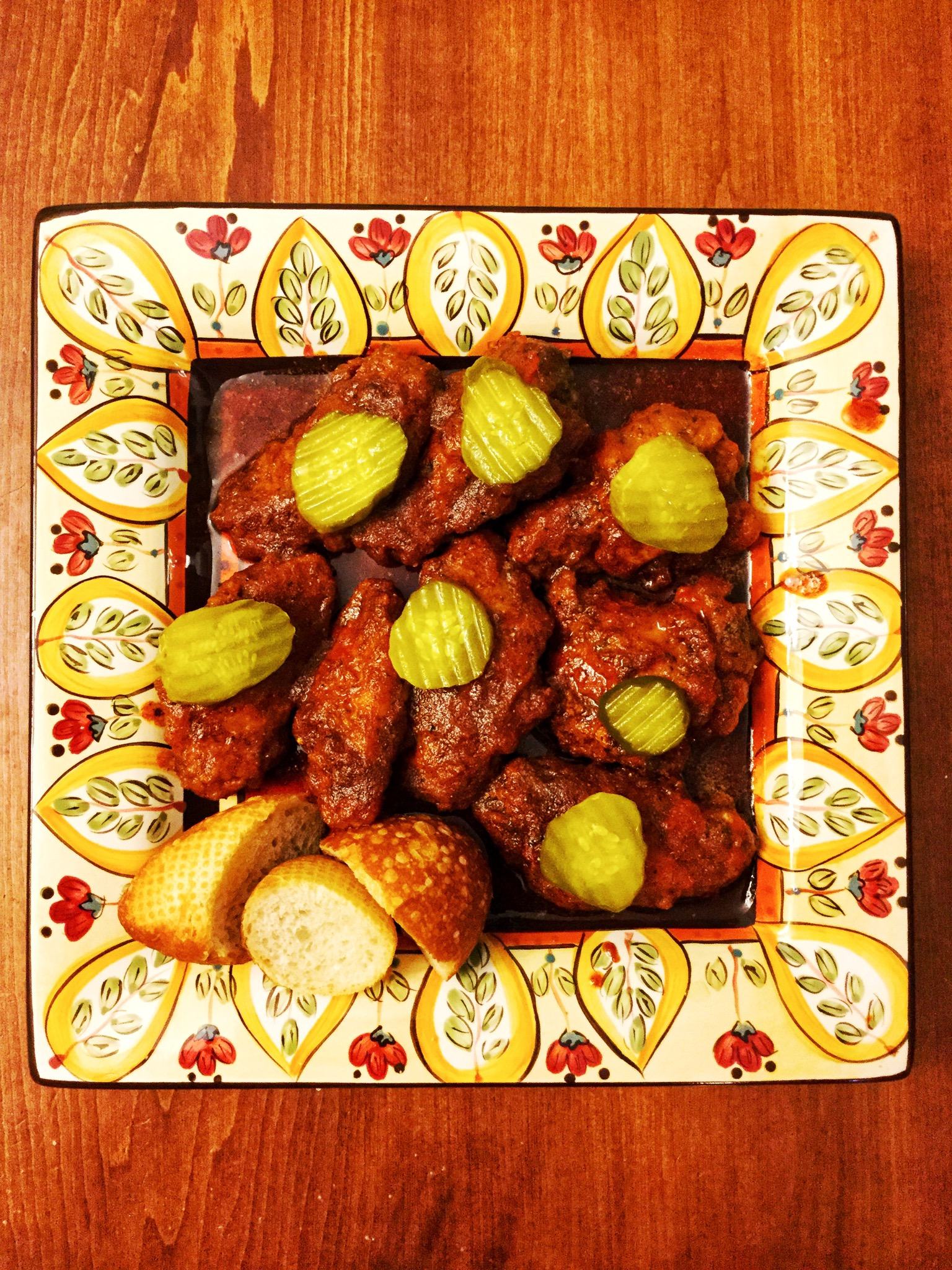 Chef John's Nashville Hot Chicken AI Che?ney