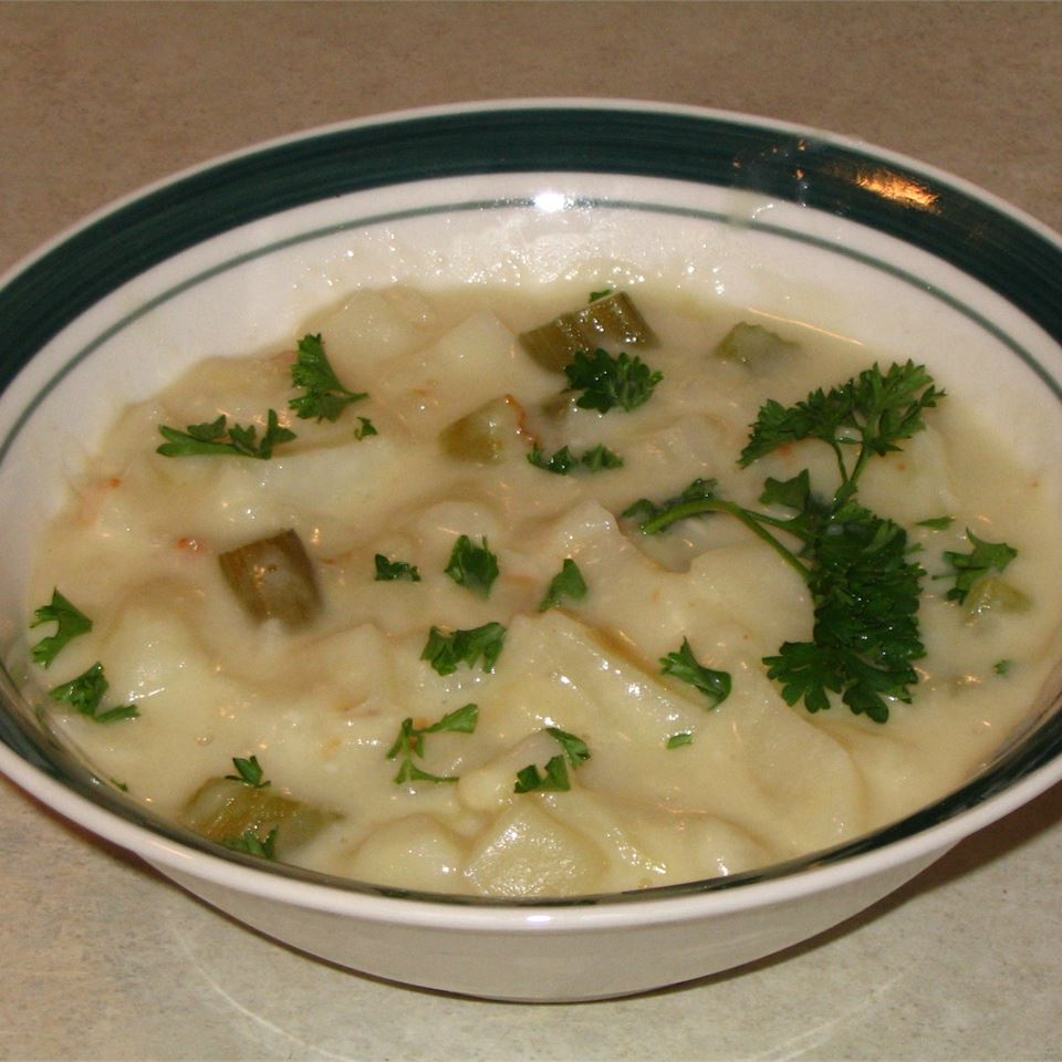 Cheesy Potato Soup II