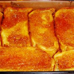 Make Ahead French Toast
