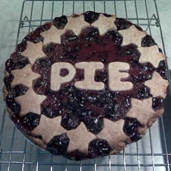 Concord Grape Pie I LiaMaria