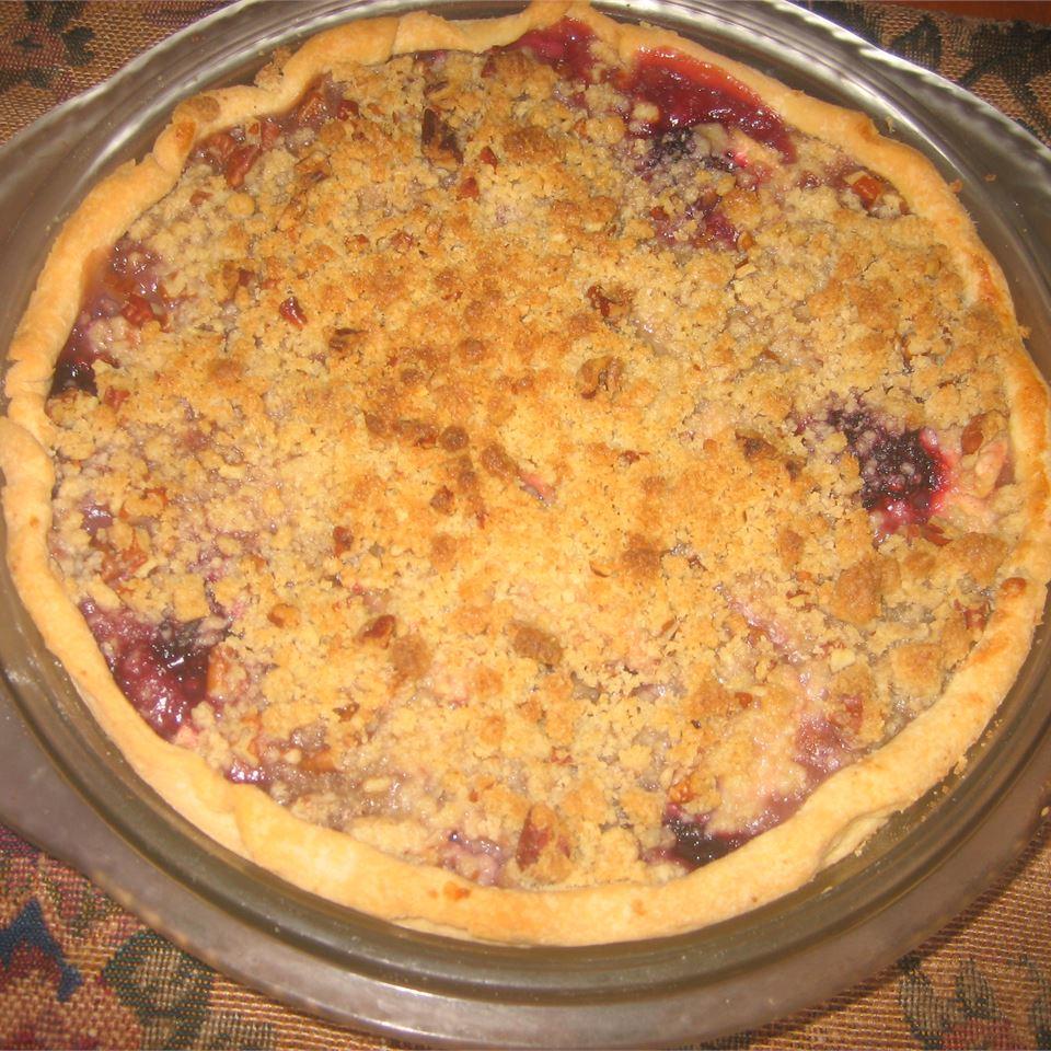 Four Fruit Pie Valerie Brunmeier