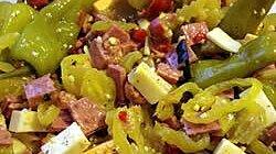 A Great Pepper Salad