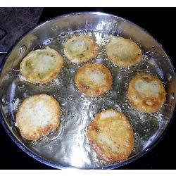 Spicy Fried Green Tomatoes