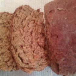 Granny's Oatmeal Bread Jodi