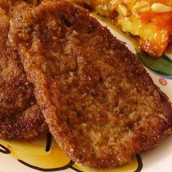 Breaded Beef Christina