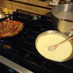 White Cheese Sauce beingzoe