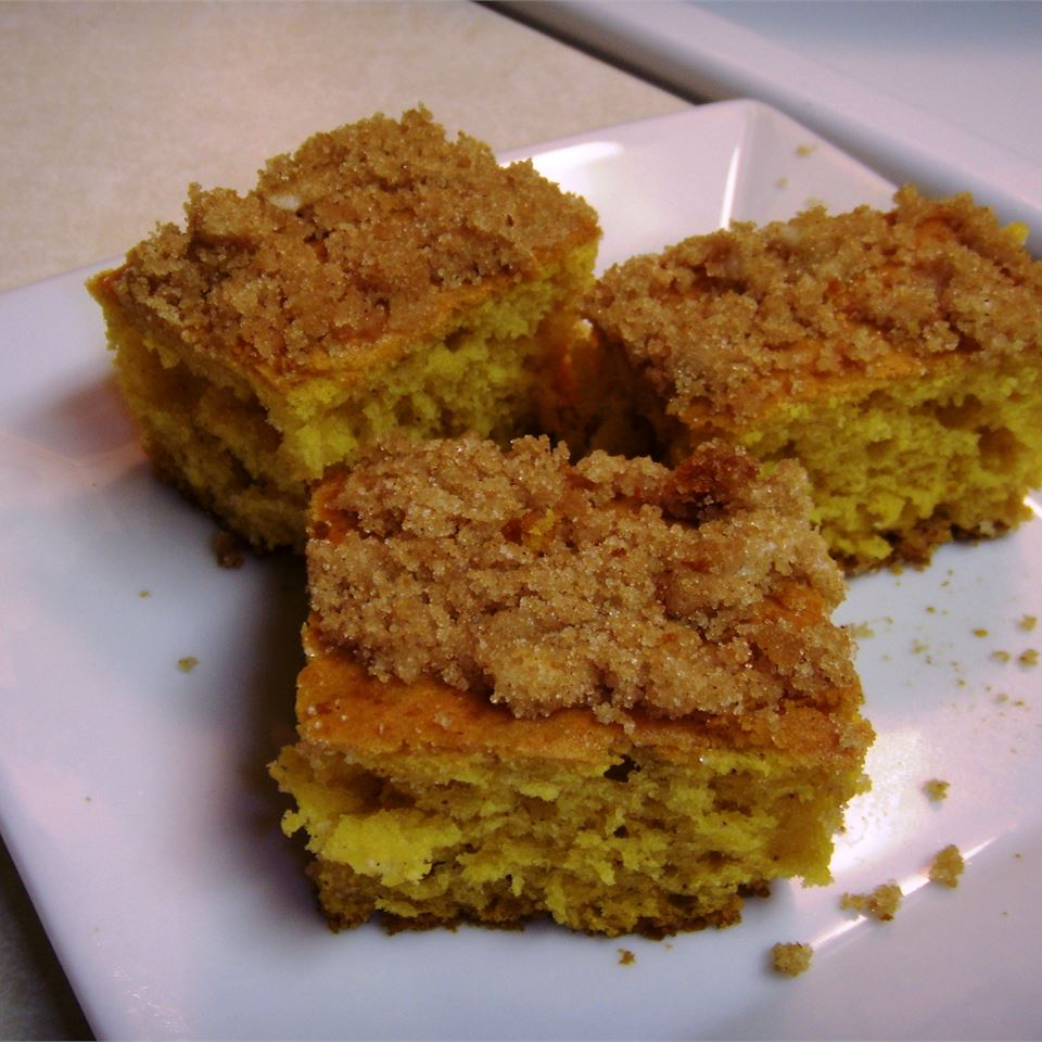 Pumpkin Coffee Cake chryzc