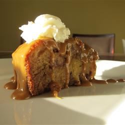Sticky Toffee Pudding Cake miss_saraa