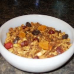 Vegan Granola Lisa Ritter