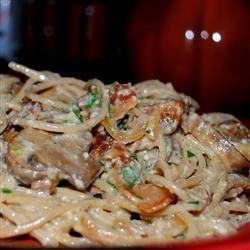 Pasta alla Carbonara Pam Ziegler Lutz
