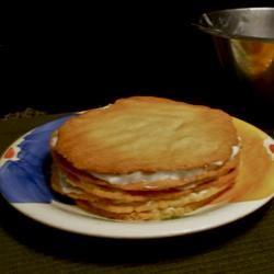 Sour Cream Torte pinkumbrella