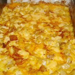 Cheesy Ranch Potato Bake