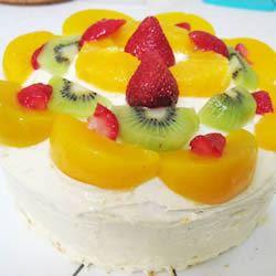 Beat and Bake Orange Cake ANNSU