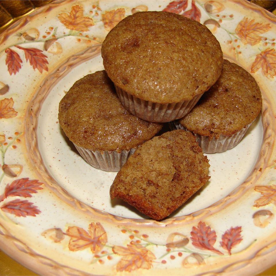 Delightful Apple Spice Muffins