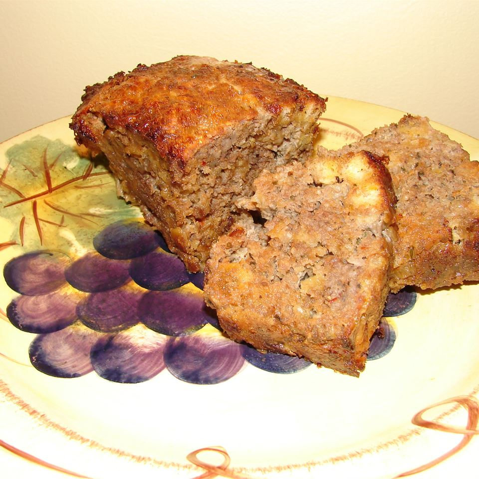 Meatloaf with Fried Onions and Ranch Seasoning GodivaGirl