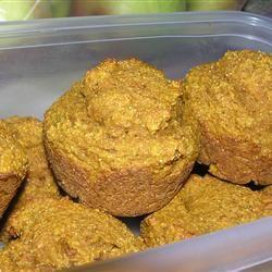 Pumpkin Corn Bread Extra Foamy
