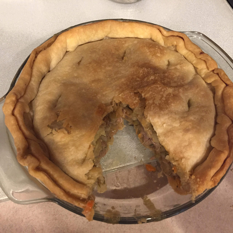 Turkey Pot Pie I Phyllis