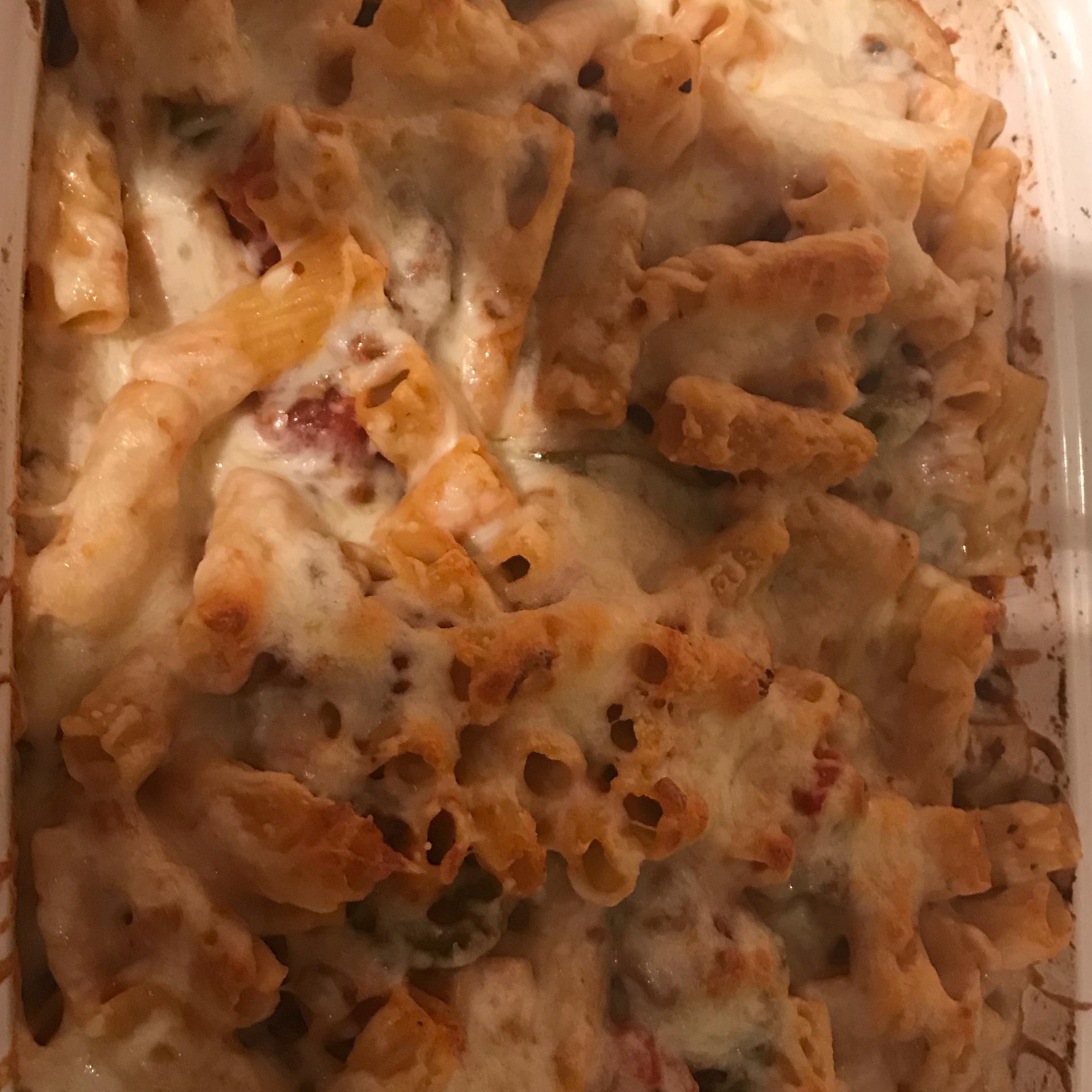 Easy Pasta Casserole Adriana Richens