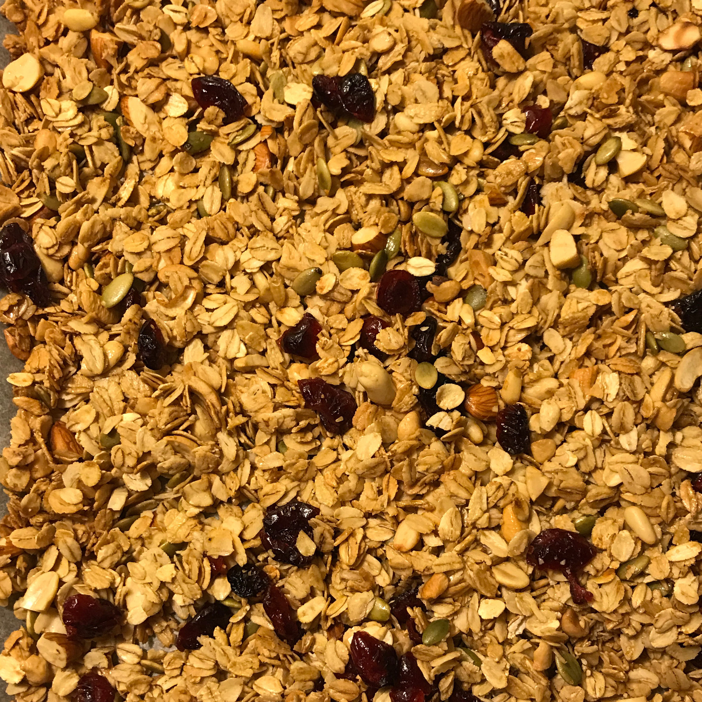 Nutty Granola Melissa