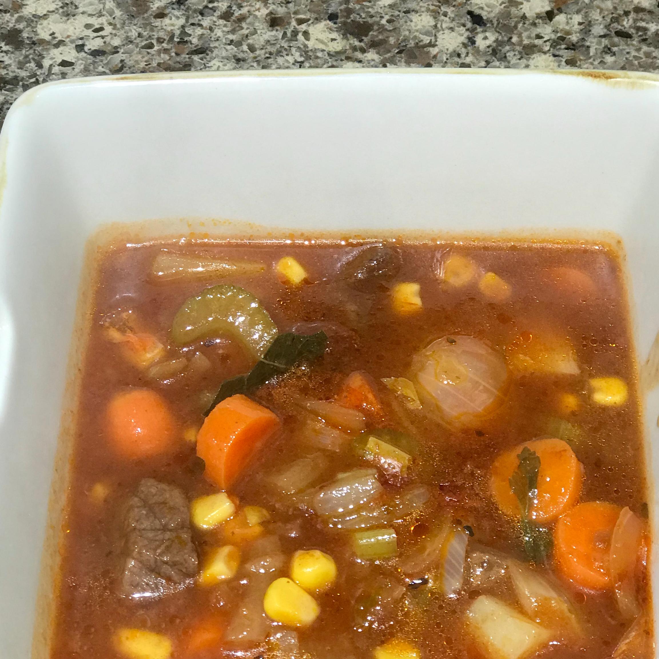 Steak Soup TennisQueen