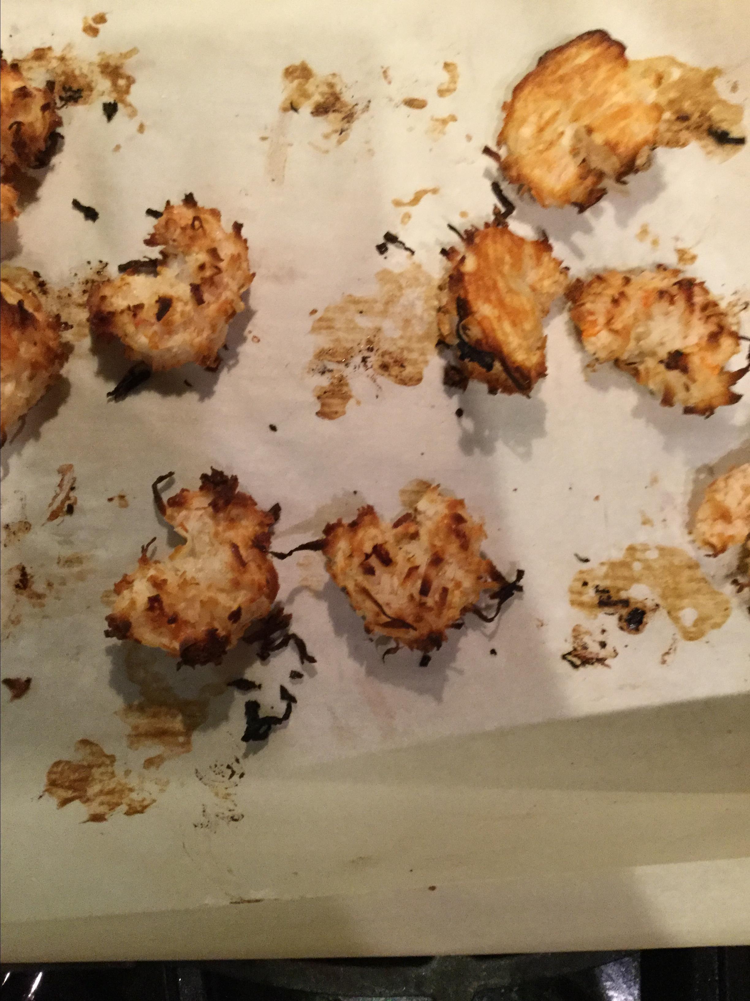 Baked Coconut Shrimp Brooke R