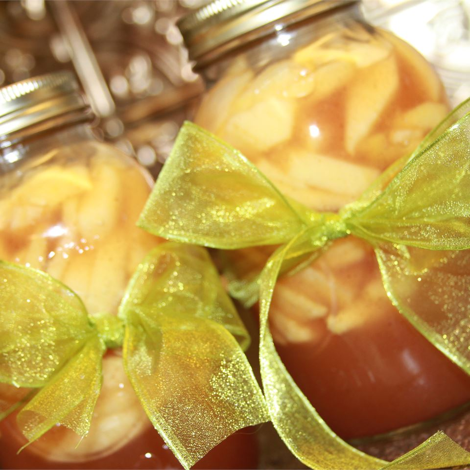 Apple Pie in a Jar Alicia