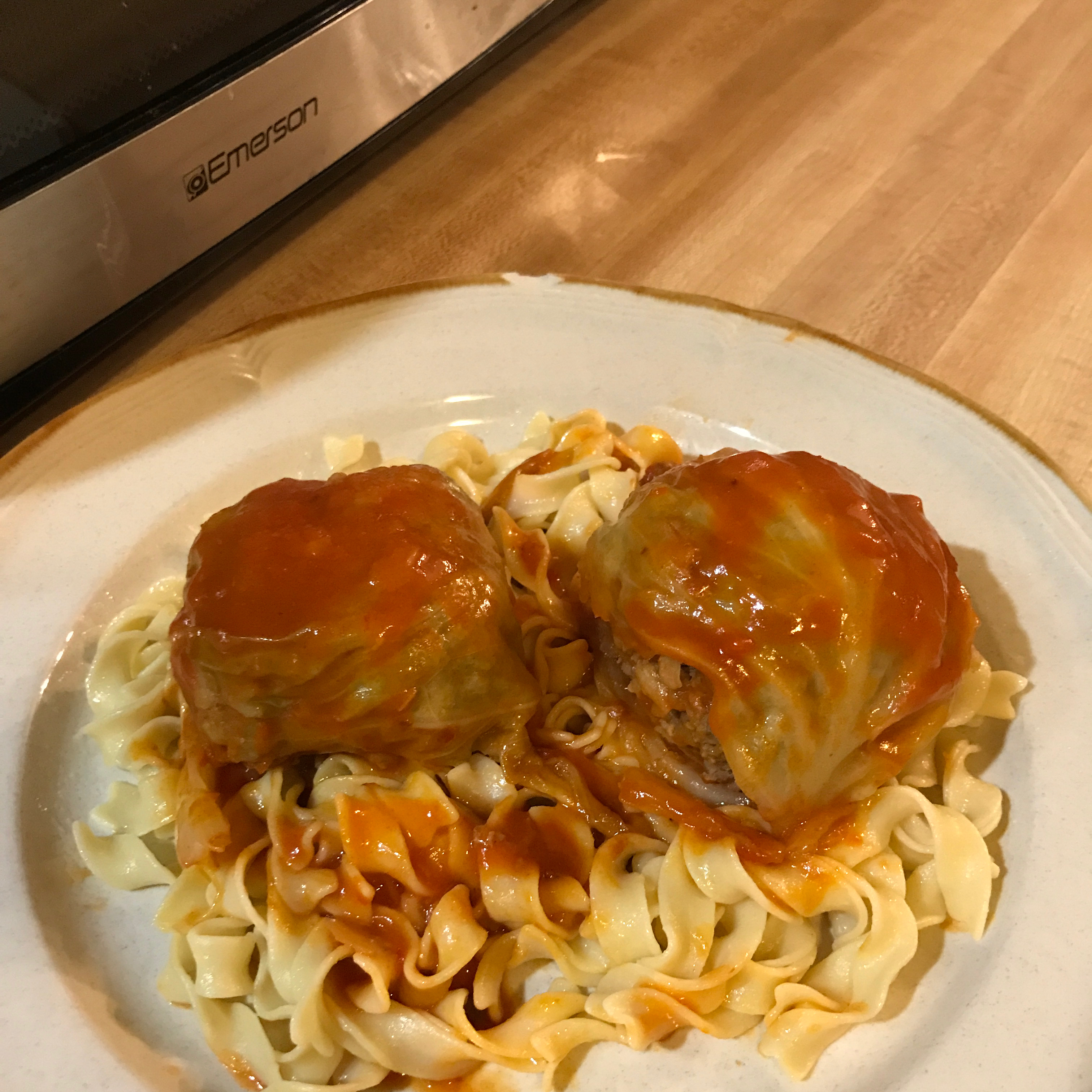 Stuffed Cabbage Rolls Marie Frances