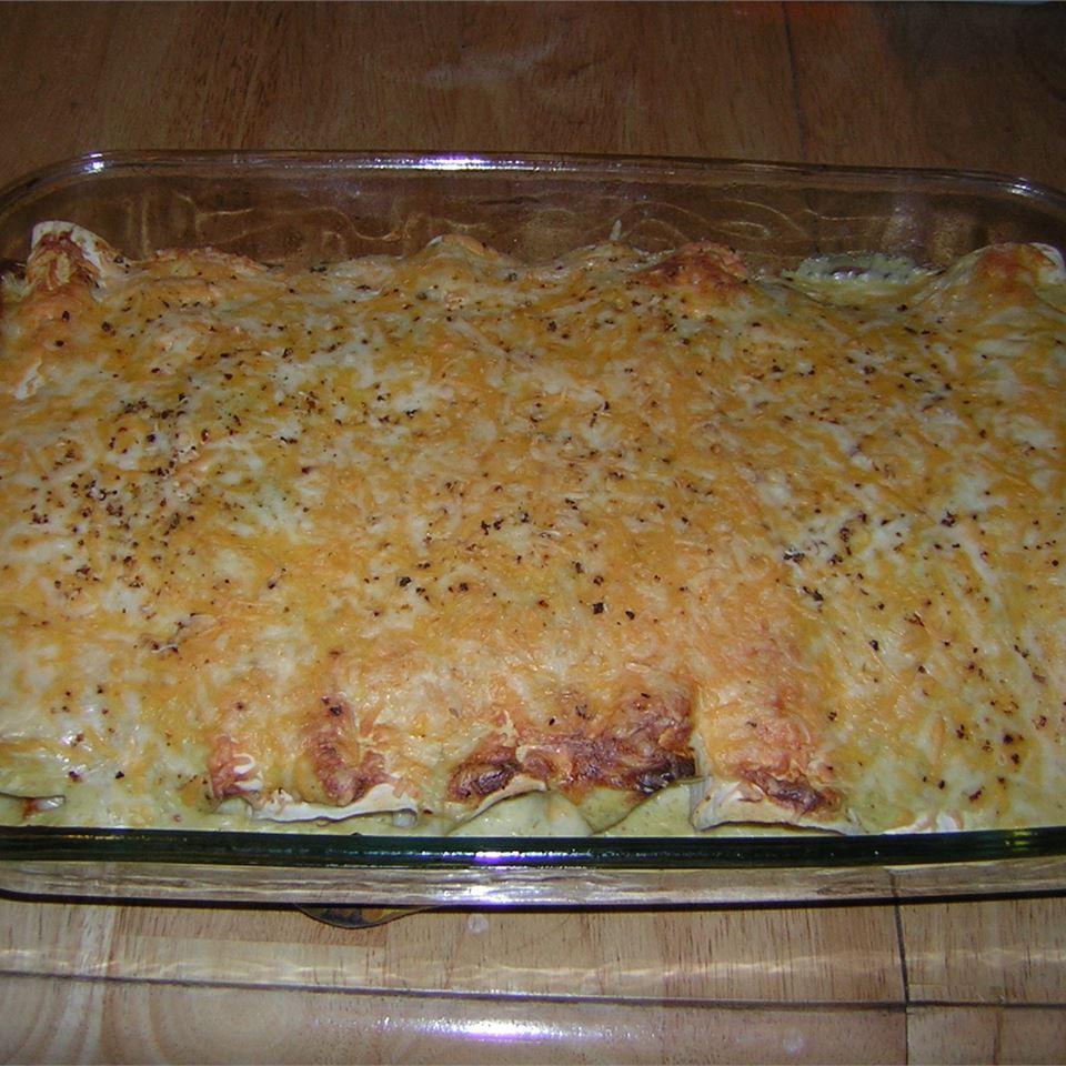Chicken Enchiladas V Spryte