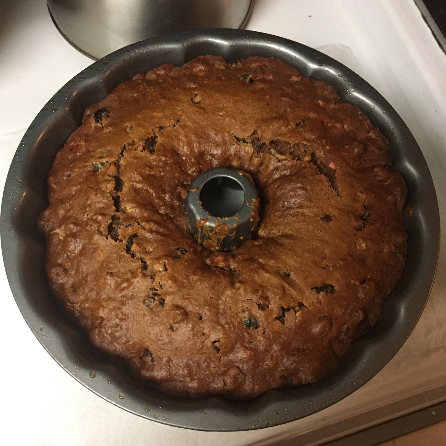Grandma Leach's Fruitcake