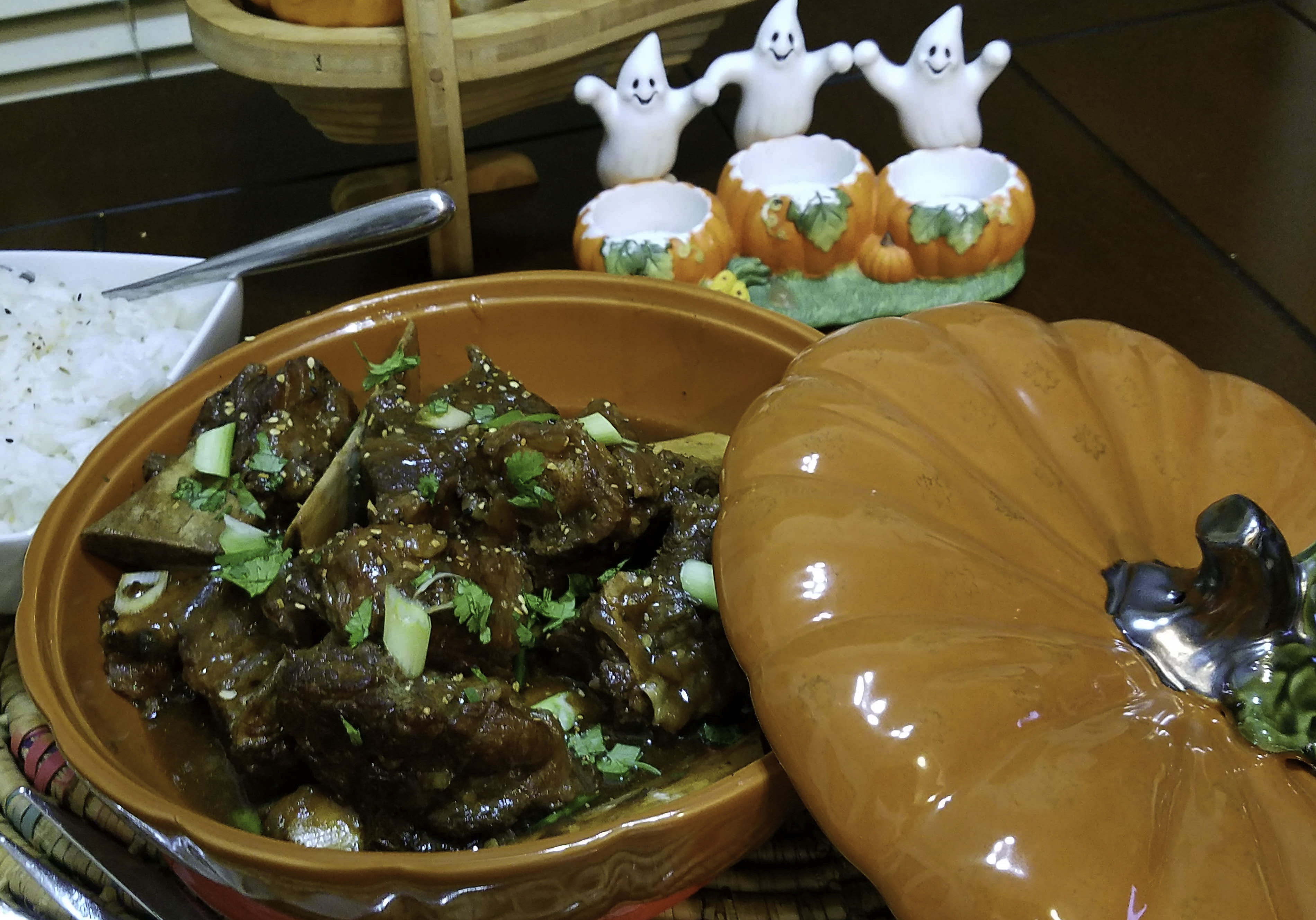 Korean BBQ-Inspired Short Ribs Janet Henderson