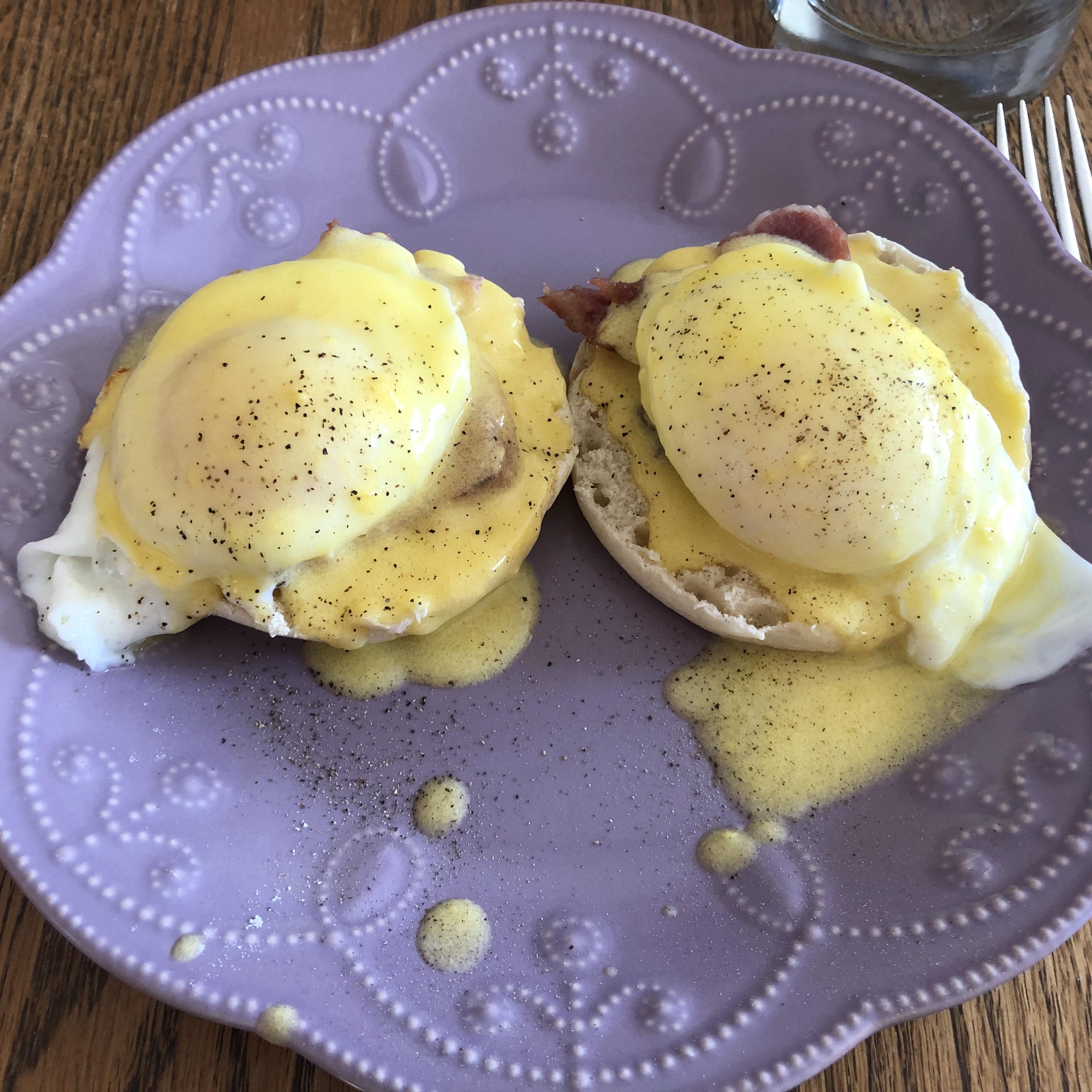 Eggs Benedict Farmchic88