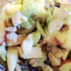 Waldorf Salad I Cheryl