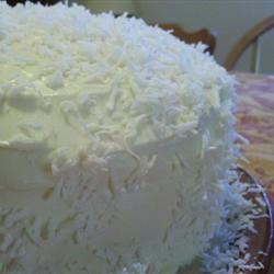 Fresh Coconut Layer Cake snicholw