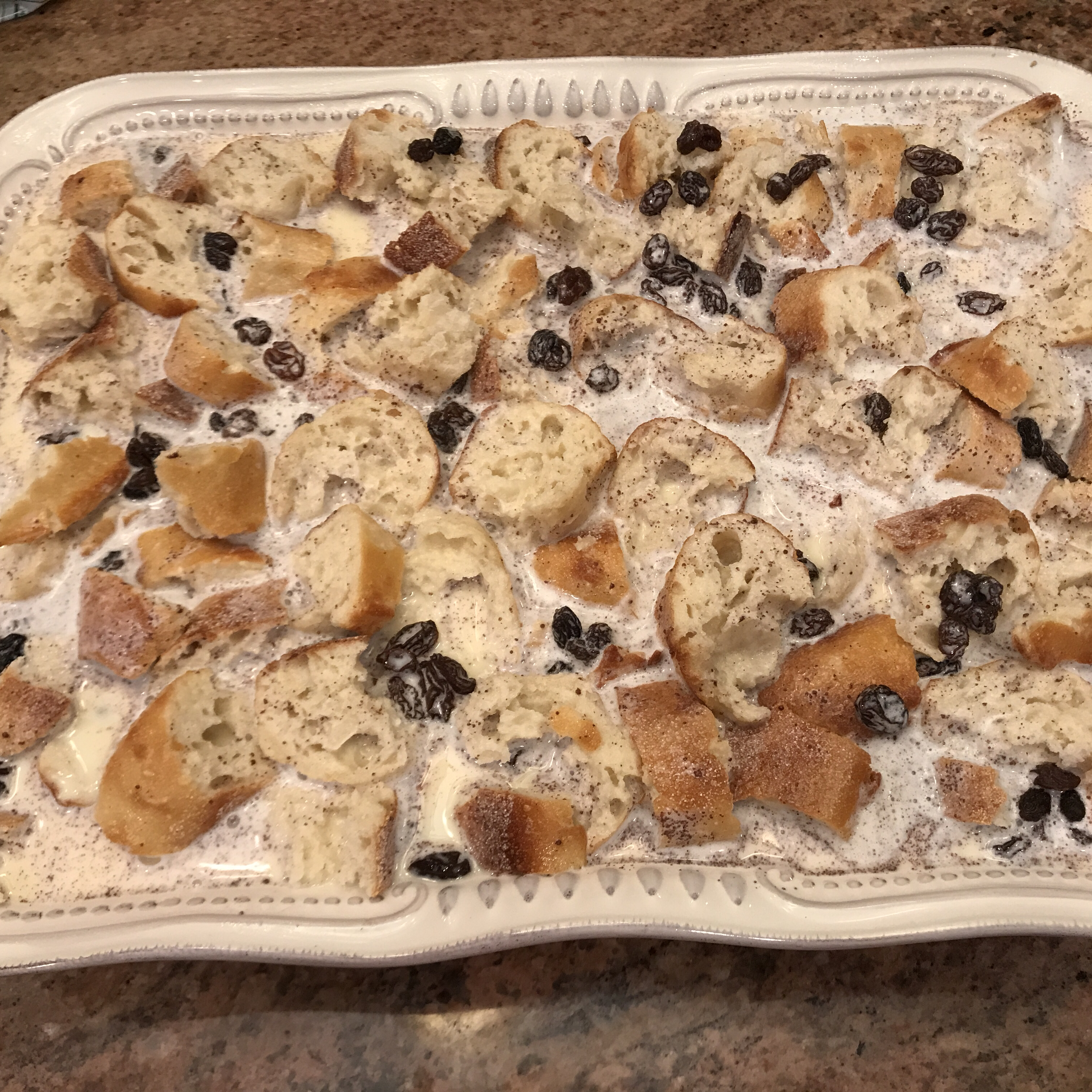 Bread Pudding with Whiskey Sauce III jimjenhegs