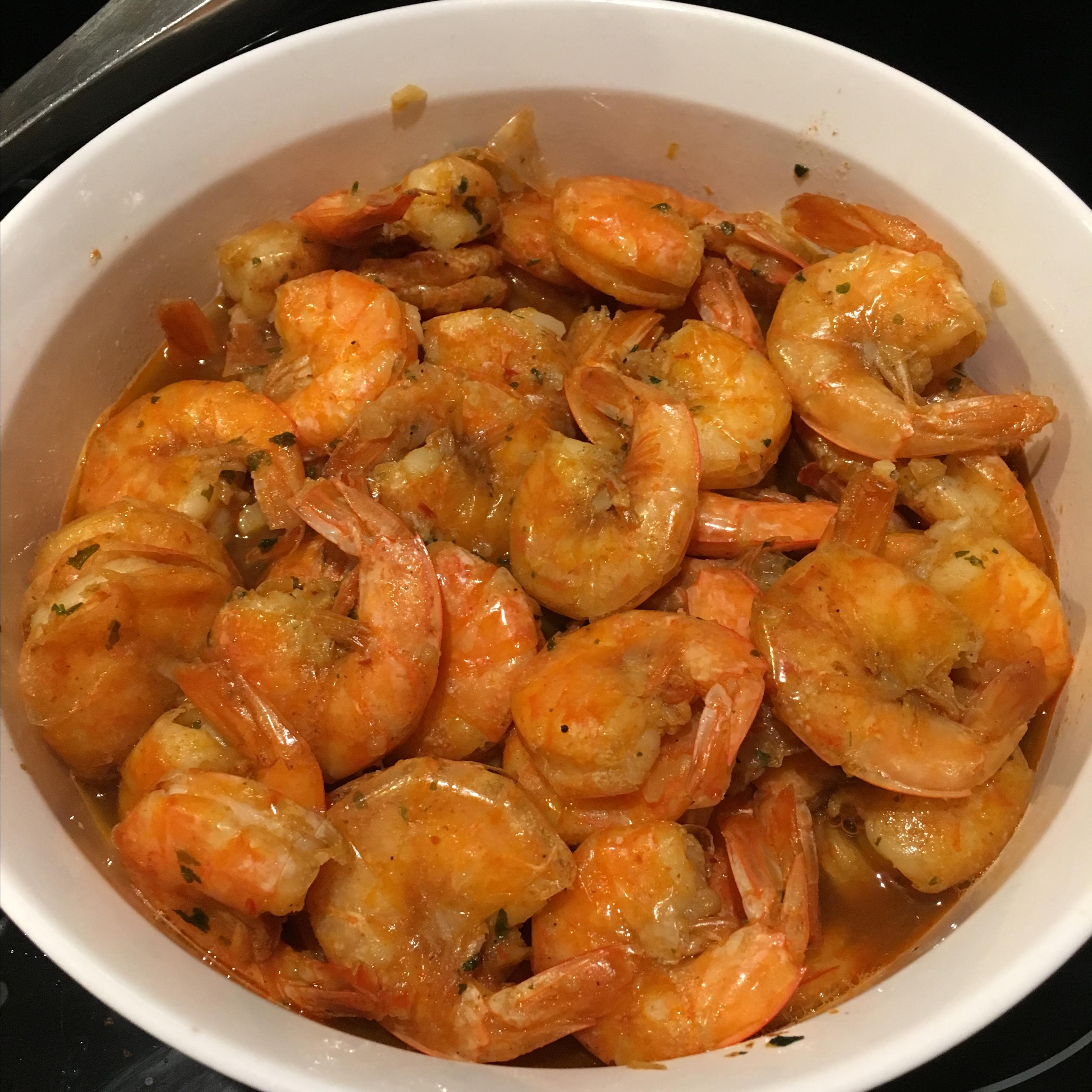 Portuguese Shrimp Bestdayblogger