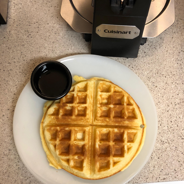 Super Sunday Waffles Unchef