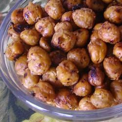 Roasted Chickpeas Christina