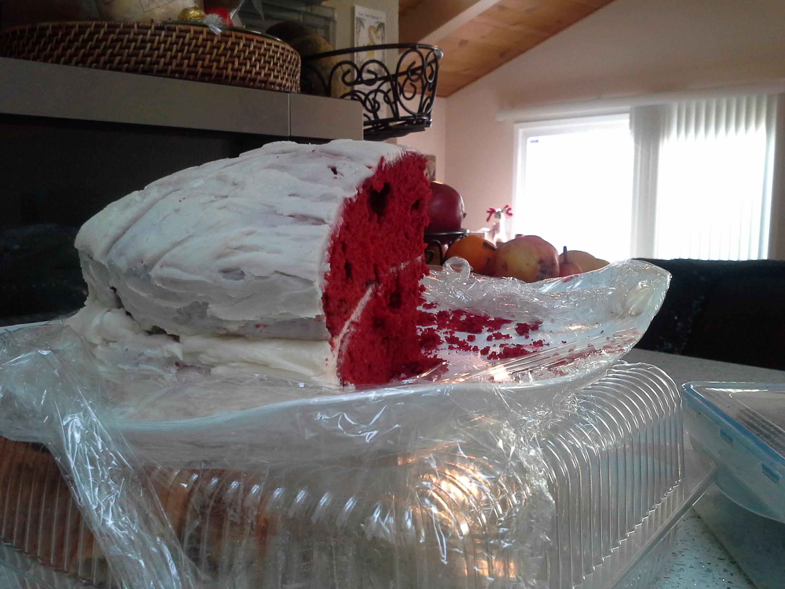 Red Velvet Cake Fashiongirl789