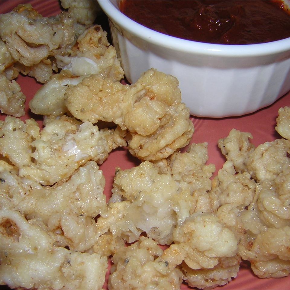 Buttermilk-Battered Calamari
