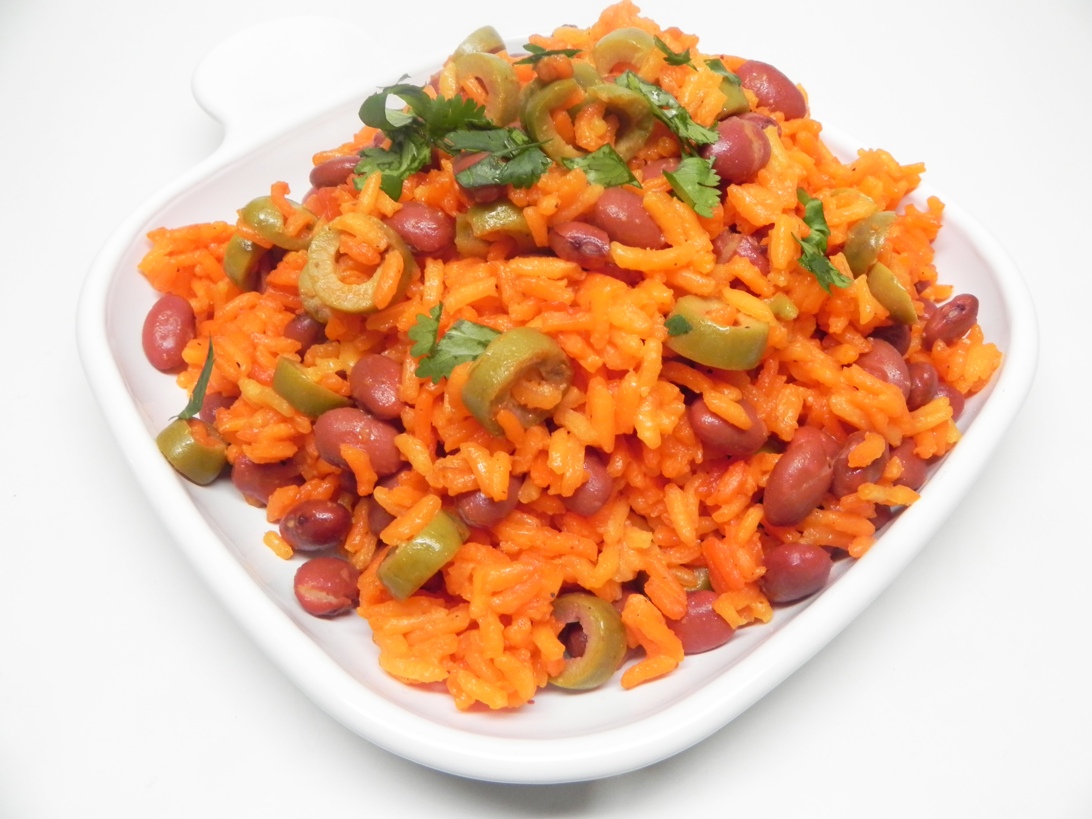 Flavorful Spanish Rice And Beans Recipe Allrecipes