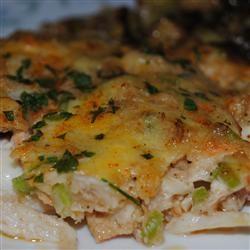 Crab Stuffed Flounder Pam Ziegler Lutz