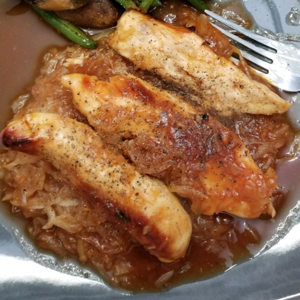 German Chicken DAN PARISEAU