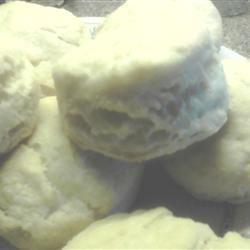 Buttermilk Biscuits I
