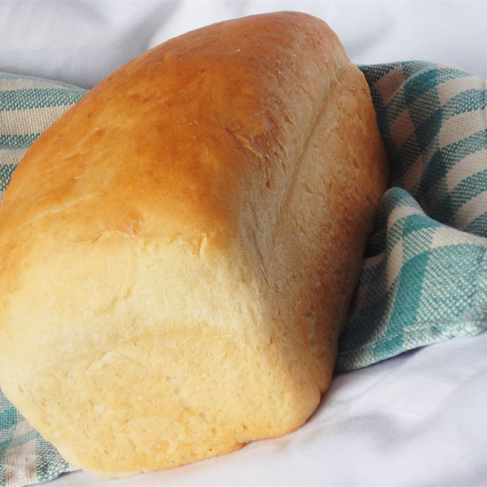 Simple White Bread George
