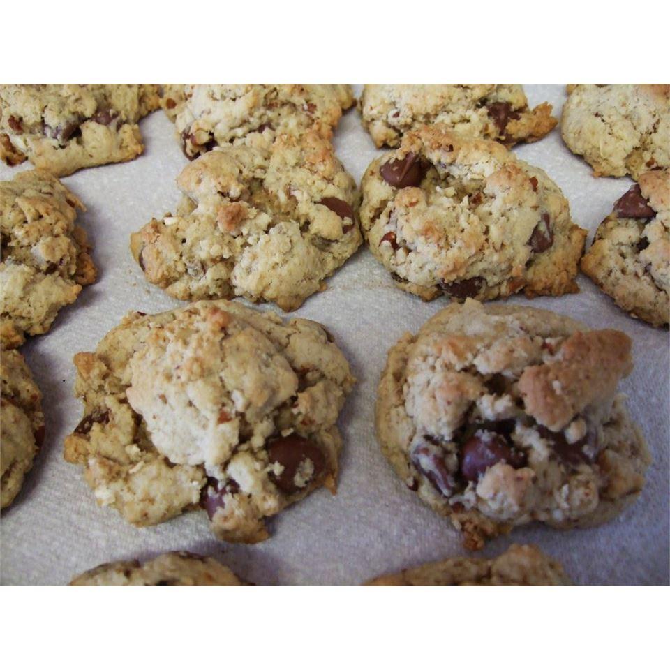 Oatie Chip Cookies bwilms