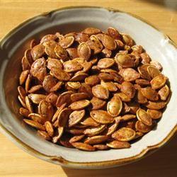 Roasted Pumpkin Seeds Sugar_Cher